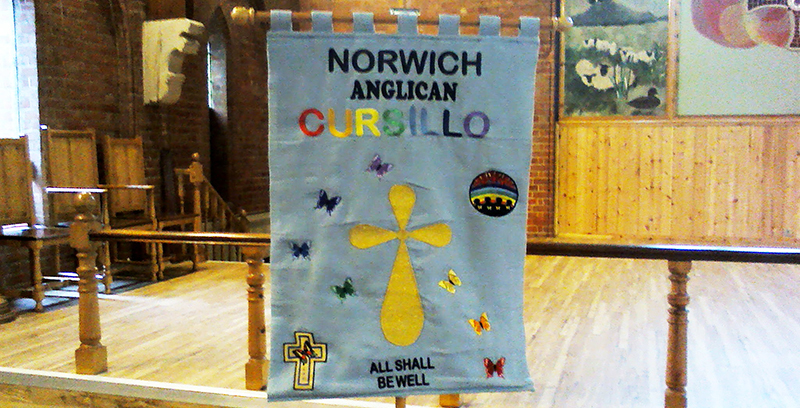 Banner for Norwich Anglican Cursillo