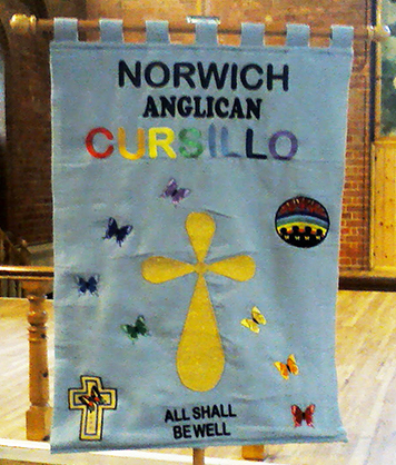 Banner for Norwich Anglican Cursillo