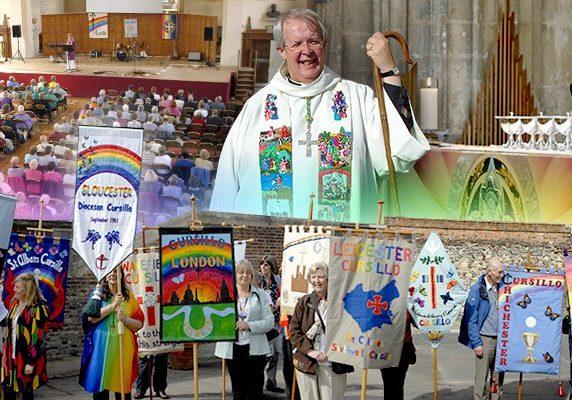 Anglican Cursilo montage