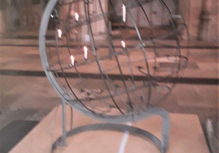 Prayer Globe