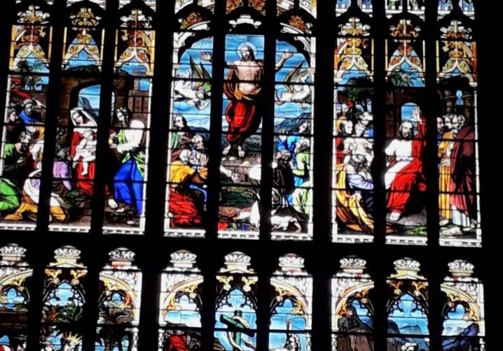 Stained Glass Norwich Cathedral