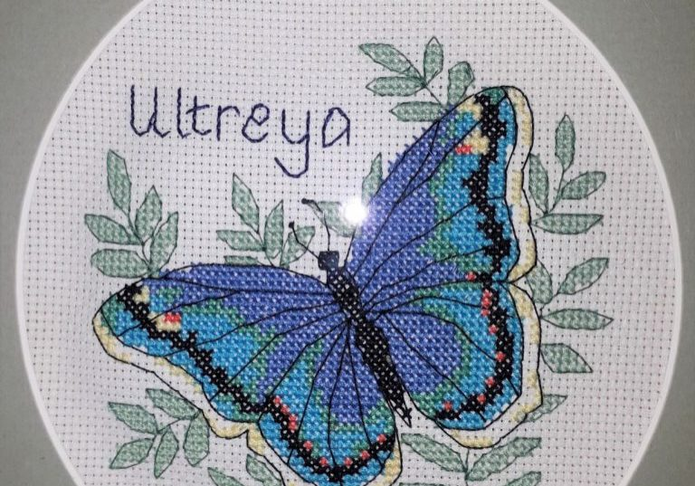 Ultreya butterfly